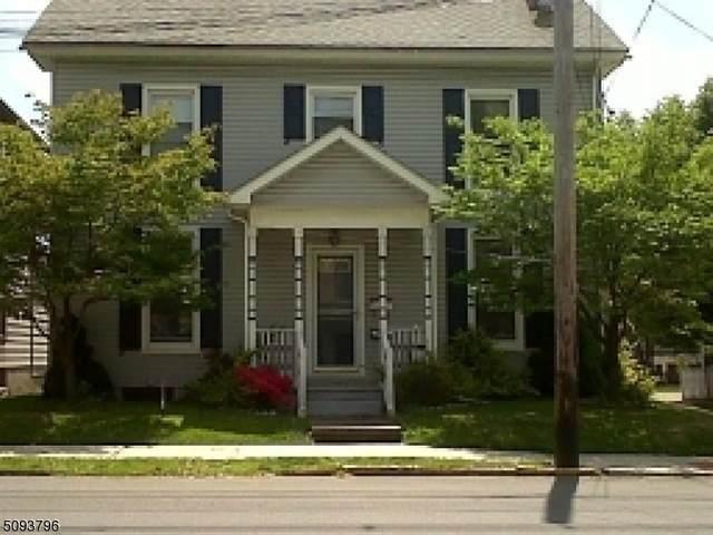 143 W Washington Ave, Washington Boro, NJ 07882 (#3732336) :: Jason Freeby Group at Keller Williams Real Estate