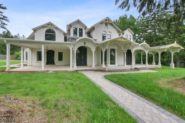 186 W Mount Pleasant Ave, Livingston Twp., NJ 07039 (MLS #3732456) :: Zebaida Group at Keller Williams Realty