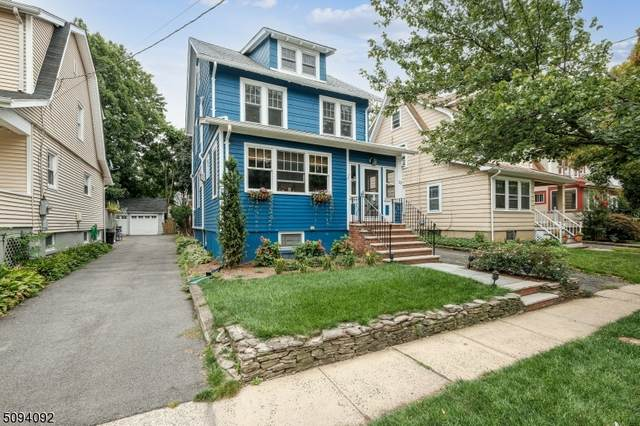 22 Orchard Rd, Maplewood Twp., NJ 07040 (MLS #3732491) :: The Sikora Group