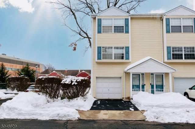 36 E Grand Ave #13, Rahway City, NJ 07065 (MLS #3732548) :: The Dekanski Home Selling Team