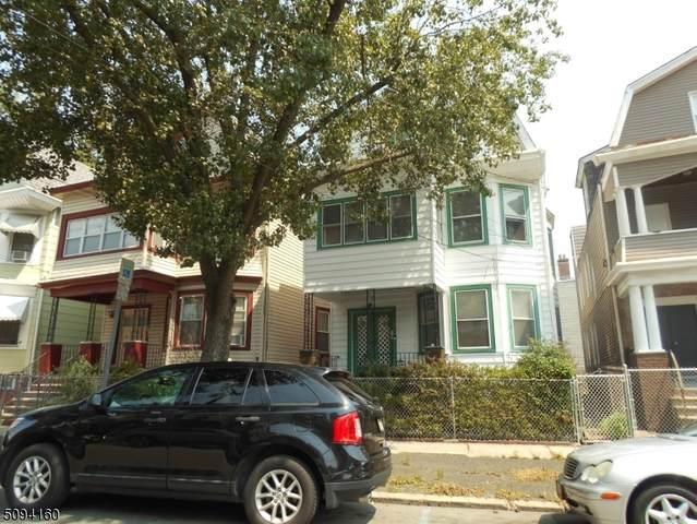 95 Hopkins Pl #2, Irvington Twp., NJ 07111 (MLS #3732580) :: The Sikora Group