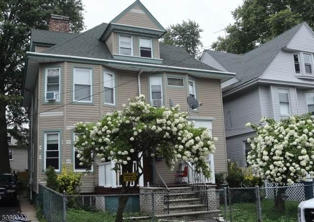 148 N Essex Ave, City Of Orange Twp., NJ 07050 (MLS #3732584) :: The Sikora Group
