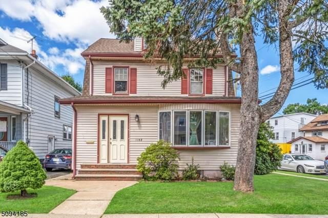 1148 Bank St, Hillside Twp., NJ 07205 (MLS #3732595) :: Coldwell Banker Residential Brokerage