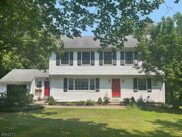 1504 Valley Rd, Long Hill Twp., NJ 07946 (MLS #3732648) :: The Sikora Group