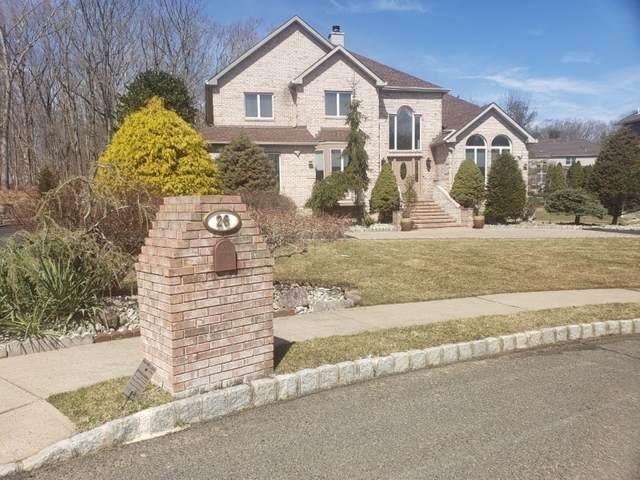 26 Forest Ct S, South Brunswick Twp., NJ 08852 (#3732991) :: Rowack Real Estate Team