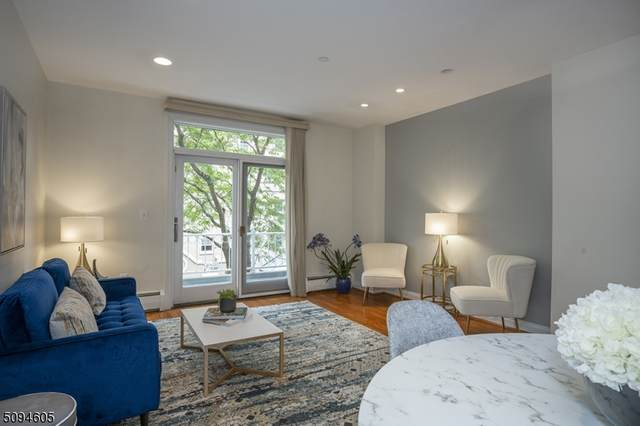 207 Shearwater Ct #31, Jersey City, NJ 07305 (MLS #3733007) :: SR Real Estate Group