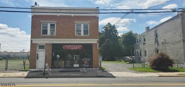 122 Talmage Ave, Bound Brook Boro, NJ 08805 (MLS #3733336) :: Team Braconi | Christie's International Real Estate | Northern New Jersey