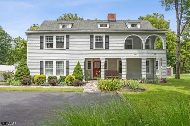 1462 Valley Rd, Long Hill Twp., NJ 07946 (#3733852) :: Rowack Real Estate Team