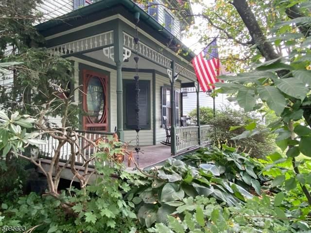 52 Union St, Rockaway Boro, NJ 07866 (MLS #3734058) :: RE/MAX Select