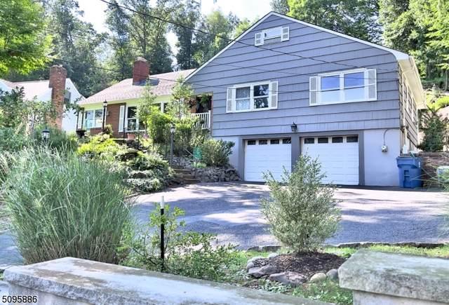 345 Forest Hill Way, Mountainside Boro, NJ 07092 (MLS #3734409) :: The Dekanski Home Selling Team