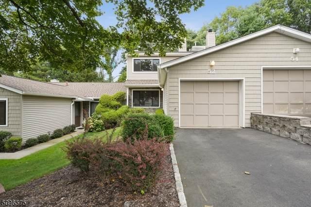 52 Glenview Dr #52, West Orange Twp., NJ 07052 (MLS #3735029) :: Stonybrook Realty