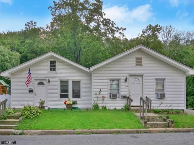45 Maple Ave, Bloomingdale Boro, NJ 07403 (MLS #3735142) :: The Sue Adler Team