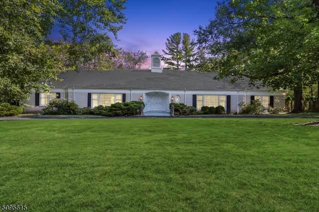 66 Dorison Dr, Millburn Twp., NJ 07078 (#3735975) :: Rowack Real Estate Team