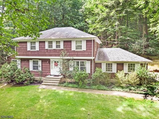 18 E Fox Chase Rd, Chester Twp., NJ 07930 (#3736088) :: Rowack Real Estate Team