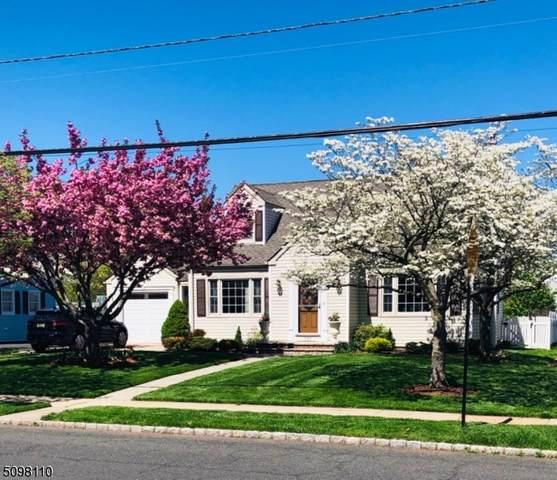 181 E Spring St, Somerville Boro, NJ 08876 (MLS #3736115) :: The Sue Adler Team