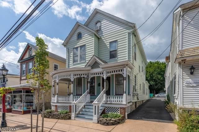 208 Main St, Hackettstown Town, NJ 07840 (MLS #3736169) :: Zebaida Group at Keller Williams Realty