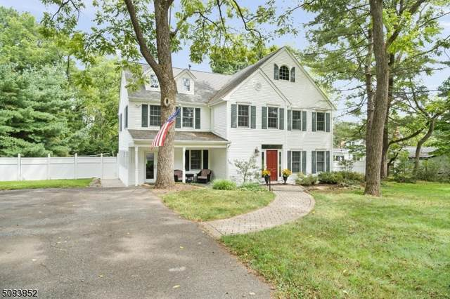 1 Carroll Dr, Mendham Twp., NJ 07945 (MLS #3736652) :: Stonybrook Realty