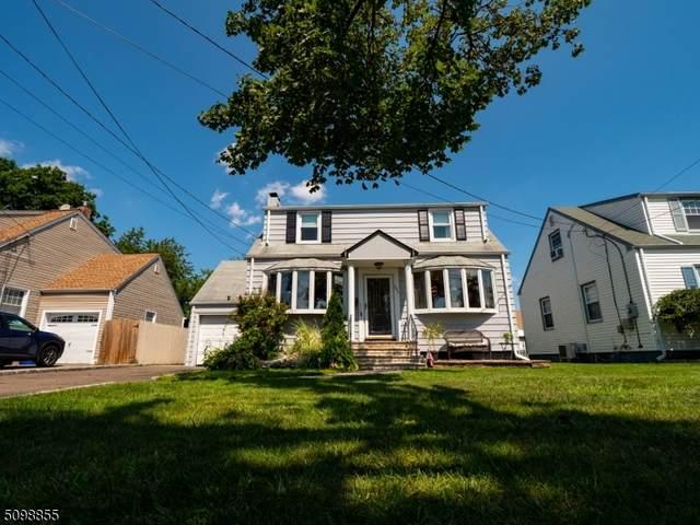 545 Winthrop Rd, Union Twp., NJ 07083 (MLS #3736734) :: Team Braconi | Christie's International Real Estate | Northern New Jersey
