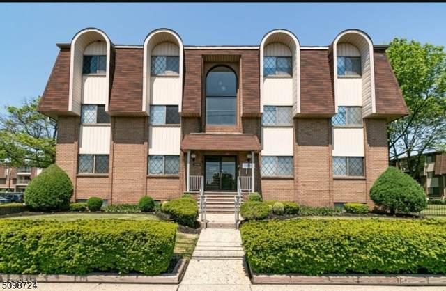 1190 W. St Georges Ave B39 B39, Linden City, NJ 07036 (MLS #3736744) :: The Dekanski Home Selling Team