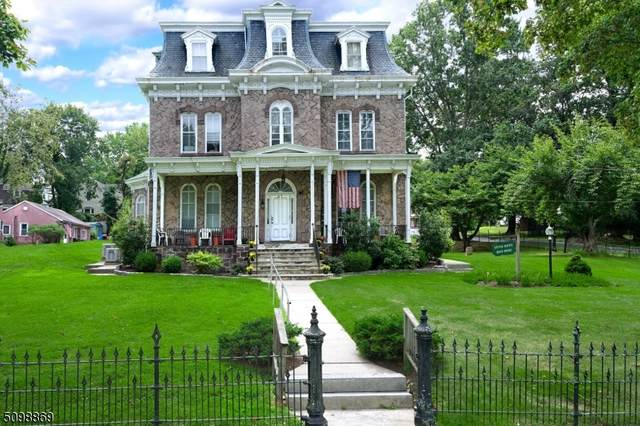 47 Lincoln Ave, Lambertville City, NJ 08530 (#3736797) :: Rowack Real Estate Team