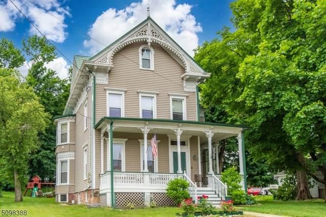10 Ledgewood Ave, Netcong Boro, NJ 07857 (MLS #3736989) :: Stonybrook Realty