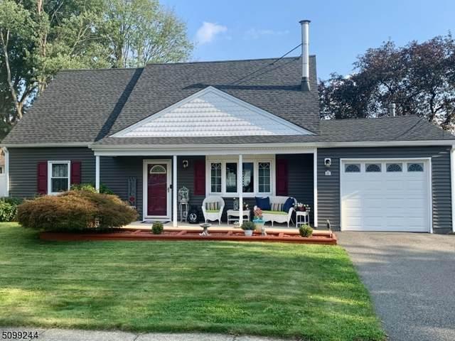 16 Collingswood Pl, Mount Olive Twp., NJ 07836 (MLS #3737235) :: Kaufmann Realtors