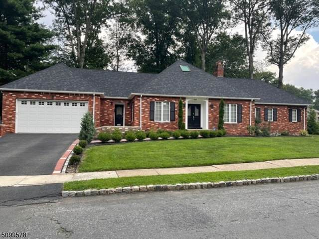 20 Knollwood Dr, West Orange Twp., NJ 07052 (MLS #3737405) :: Stonybrook Realty