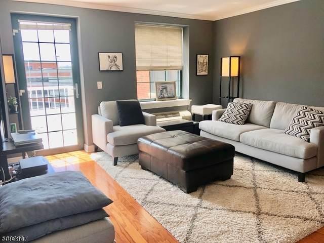 7 Prospect St #807, Morristown Town, NJ 07960 (MLS #3737800) :: SR Real Estate Group