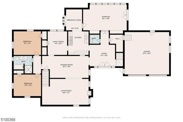 55 South Dr, East Brunswick Twp., NJ 08816 (#3737972) :: Rowack Real Estate Team