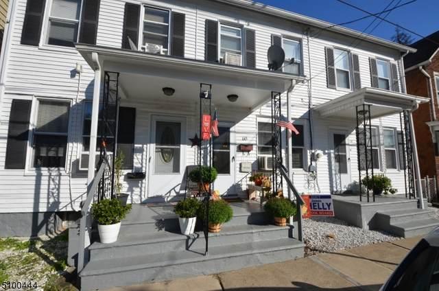 68 Rose St, Phillipsburg Town, NJ 08865 (#3738053) :: Jason Freeby Group at Keller Williams Real Estate