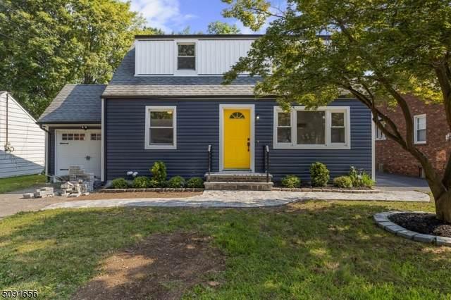 515 Willow Ave, Scotch Plains Twp., NJ 07076 (MLS #3738262) :: The Dekanski Home Selling Team