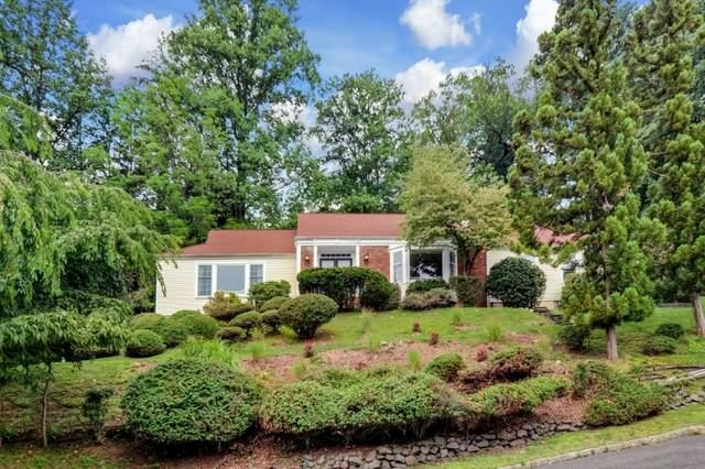 1413 Outlook Dr, Mountainside Boro, NJ 07092 (MLS #3738337) :: The Dekanski Home Selling Team