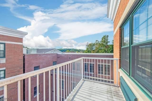 7 Prospect St #805, Morristown Town, NJ 07960 (MLS #3738654) :: SR Real Estate Group