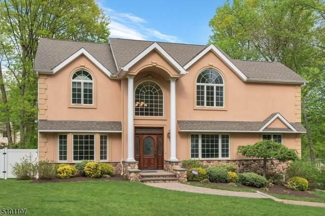 1051 Sunny Slope Dr, Mountainside Boro, NJ 07092 (MLS #3738673) :: The Dekanski Home Selling Team