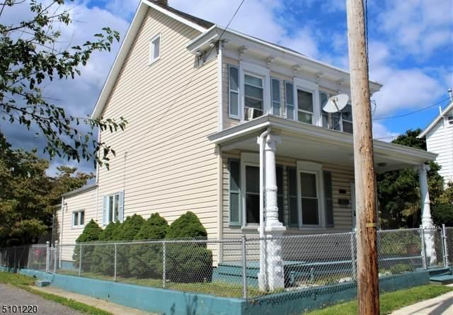 287 Heckman St, Phillipsburg Town, NJ 08865 (MLS #3738756) :: Stonybrook Realty