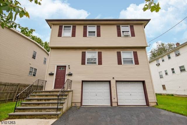 218 N 9Th St #2, Kenilworth Boro, NJ 07033 (MLS #3738773) :: The Dekanski Home Selling Team