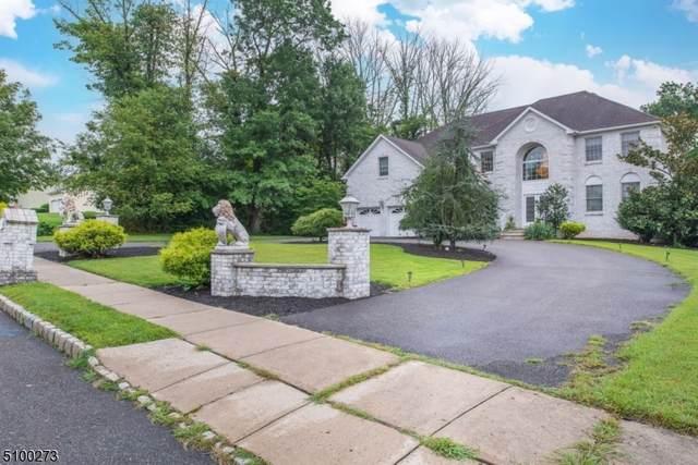 22 Alexandria Dr, East Hanover Twp., NJ 07936 (MLS #3738853) :: SR Real Estate Group