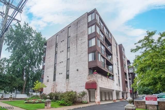 55 Clinton Pl #505, Hackensack City, NJ 07601 (MLS #3738866) :: SR Real Estate Group