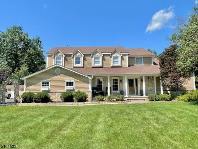 144 Howell Drive, Branchburg Twp., NJ 08876 (#3738867) :: Rowack Real Estate Team