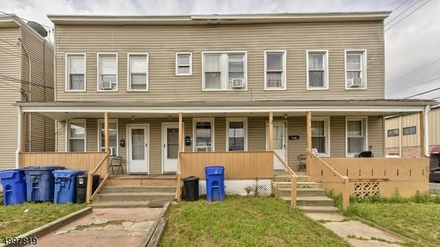 297 Edmund Ave, Paterson City, NJ 07502 (MLS #3738945) :: RE/MAX Select