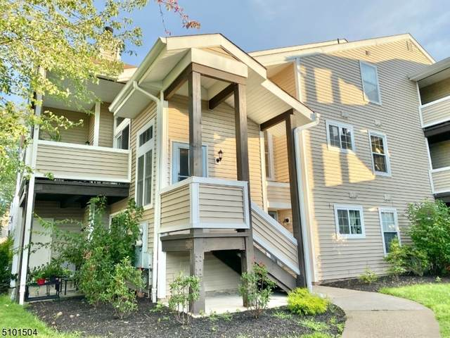 201 Broadmoor Court Unit 5 #5, Union Twp., NJ 07083 (MLS #3739053) :: Coldwell Banker Residential Brokerage