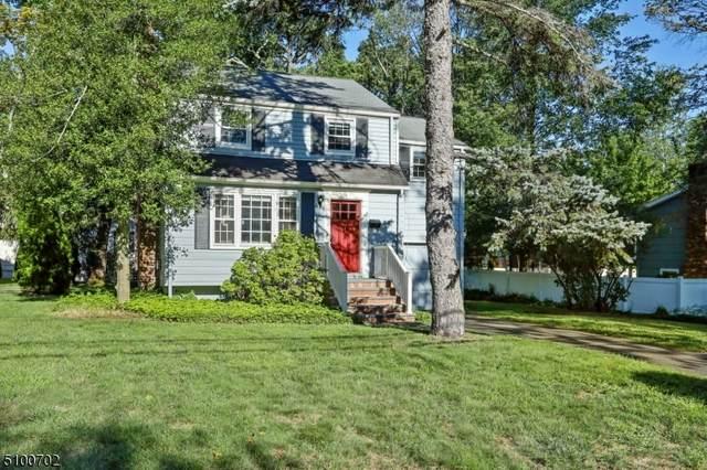 70 Lafayette Ave, Chatham Boro, NJ 07928 (MLS #3739063) :: Stonybrook Realty