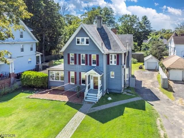408 Heywood Ave, City Of Orange Twp., NJ 07050 (MLS #3739082) :: The Karen W. Peters Group at Coldwell Banker Realty