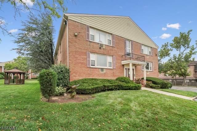 605 Grove St (J15) #15, Clifton City, NJ 07013 (MLS #3739156) :: Team Braconi | Christie's International Real Estate | Northern New Jersey