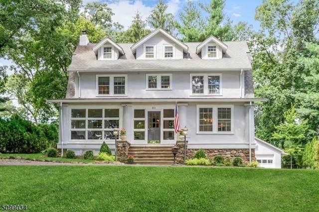 81 Ball Rd, Mountain Lakes Boro, NJ 07046 (MLS #3739202) :: SR Real Estate Group