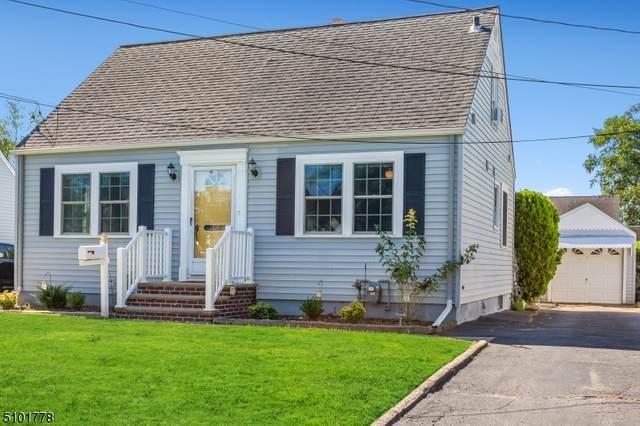 320 Edgeworth St, Middlesex Boro, NJ 08846 (MLS #3739239) :: Kaufmann Realtors