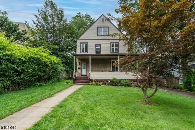 420 Tremont Pl, City Of Orange Twp., NJ 07050 (MLS #3739269) :: The Dekanski Home Selling Team