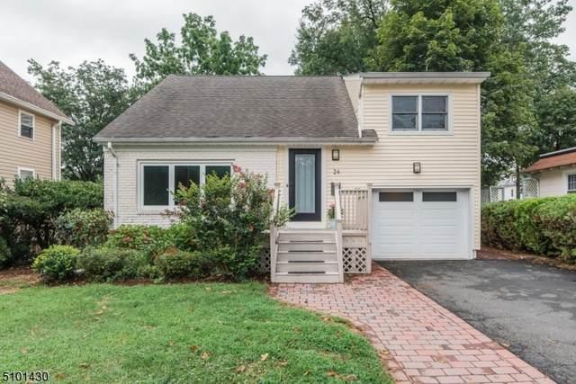 24 Maple Ave, Morris Plains Boro, NJ 07950 (MLS #3739335) :: SR Real Estate Group