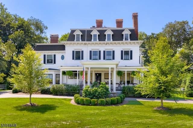 69 Morris Ave, Morristown Town, NJ 07960 (MLS #3739336) :: SR Real Estate Group