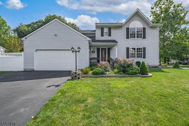 1 Shoshoni Way, Branchburg Twp., NJ 08876 (MLS #3739433) :: Stonybrook Realty